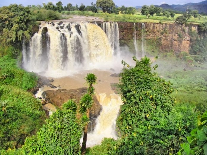 More Dam News Out of Ethiopia