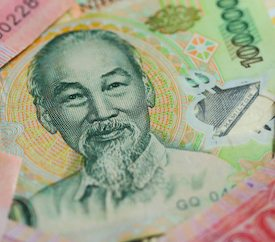 Vietnam Money | Frontera