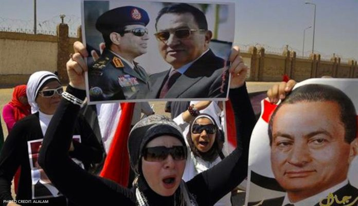 Frontera Deep Dive: Egypt's Sisi Plays the Felool 1