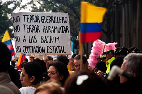 What the FARC? Colombians Despair at Never-Ending Peace Talks 1