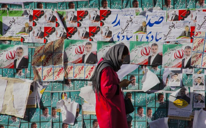 Iran's Final Vote:  Battle Beyond the Ballot Box for Rouhani's Reformers 2