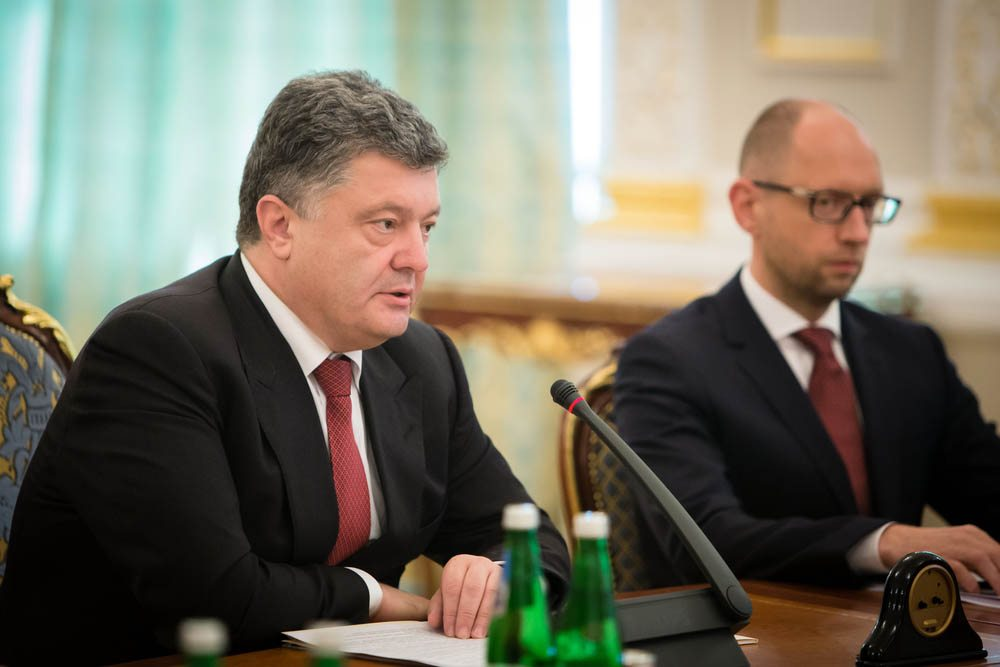 Ukraine's embattled prime minister resigns