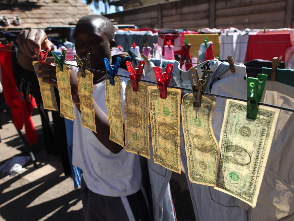 Why Zimbabwe Was Forced To Unveil A New Currency