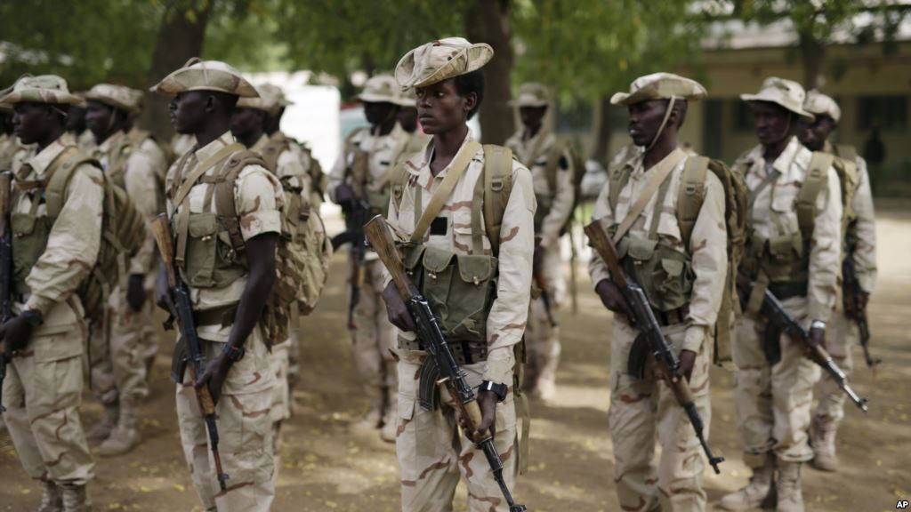 Image result for photos of chadian soldiers in niger