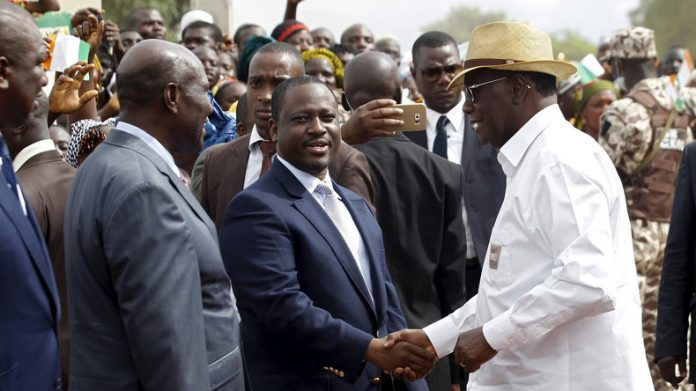 Cote D'Ivoire's President Rewriting Constitution To Block Rival