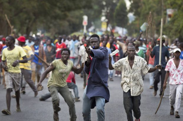 Violent Protests In Kenya As Ruling Party Marred By Accusations Of Rigging