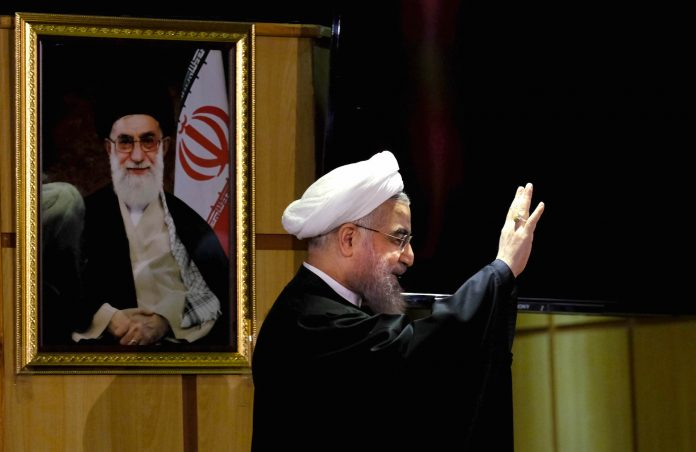 Iran's Supreme Leadership Test: Reformist Lurch Puts Rouhani in Danger 1