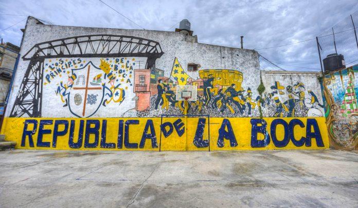 Sports Agent Turned Intelligence Chief Among Six Who Run Argentina 1