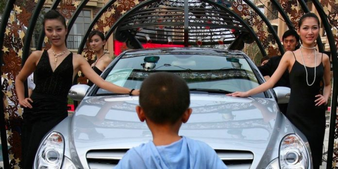 Why China's Billionaire Children Are Embarrassing the Government