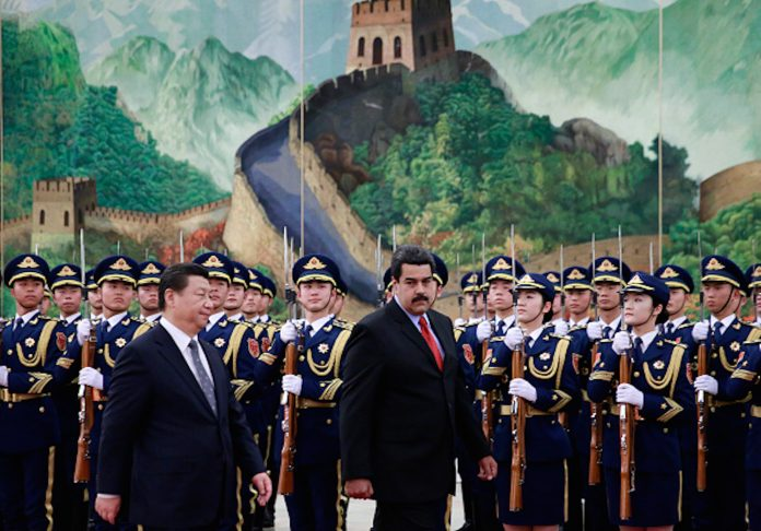 As Its Economy Slides Into The Abyss, Venezuela Turns Toward China 3