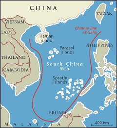 china spratly