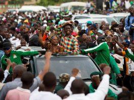 Zambia Edgar Lungu