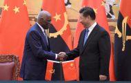 jose eduardo dos santos angola china