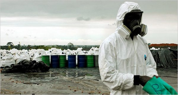 One Of Worst Environmental Disasters in 21st Century