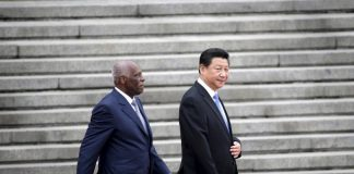 Another African Leader Kowtows to Beijing