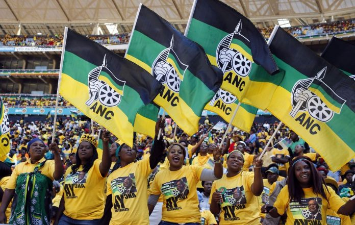 Elections Show Voter Support Shifting Against South Africa's Ruling Party 1