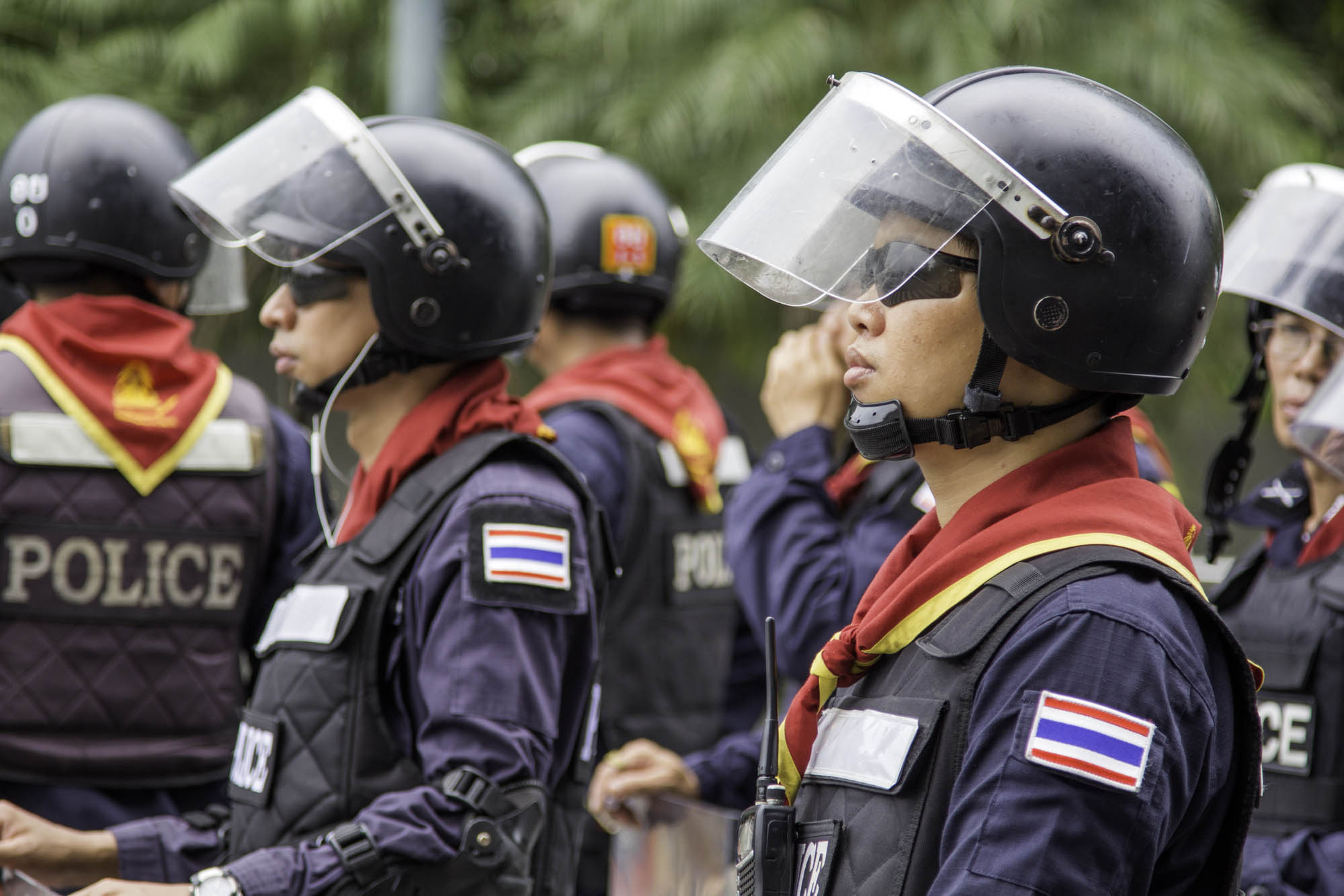 Thailand issues arrest warrant for second suspect in deadly blasts