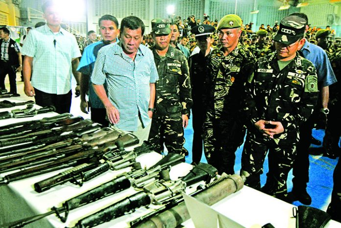 Why Duterte Will Begin Buying Weapons From China And Russia In Non-US Alliance 4