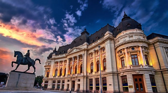 Bucharest Romania
