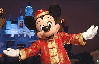 Taking The Mickey: Disney Faces Big War in China