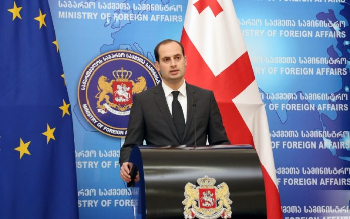 Georgia's Foreign Minister Mikheil Janelidze: A Diplomat With Vision 3