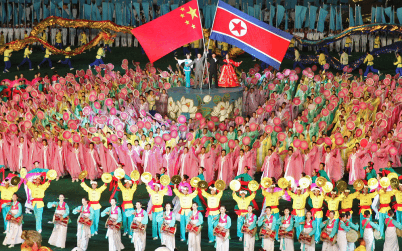 ... Report: Understanding China's Multi-Faceted Support of North Korea