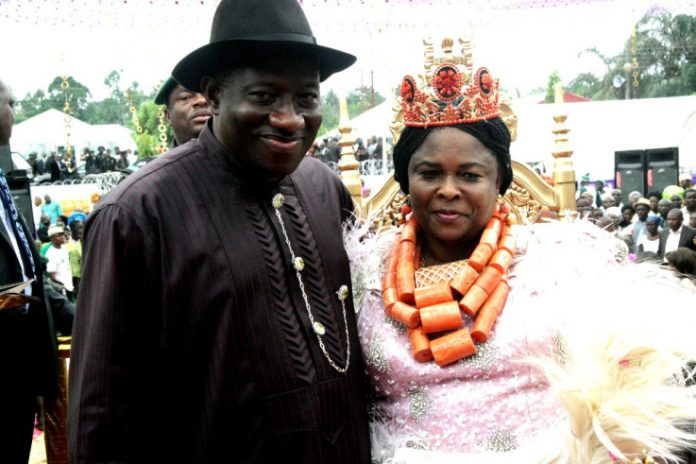 Former Nigerian First Lady Linked To $15 Million Money Laundering Scheme 5