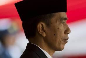 ISIS Indonesia Joko Widodo