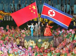 China, North Korea