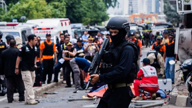 Year of Living With Terror: Indonesia's ISIS Fight 1