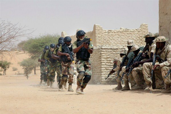 How Many Military Missions Does The US Now Carry Out In Africa Every Year? 1