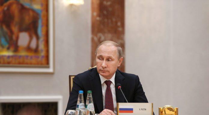 Russia, Vladimir Putin