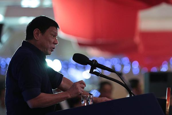 Duterte Calls Fidel His 'Number One Supporter And Number One Critic' 3