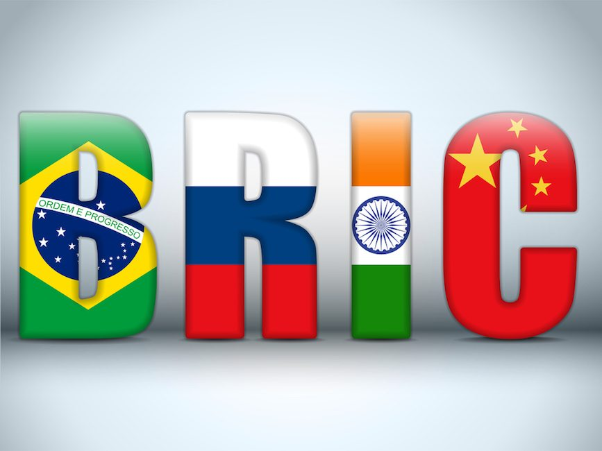 Emerging Markets Investment In Brazil Russia India And China In