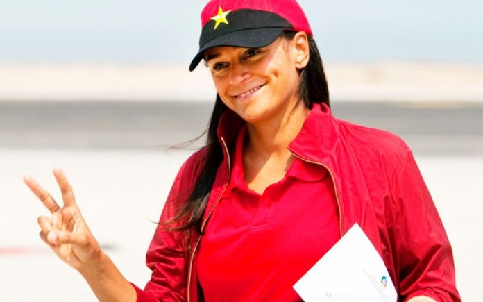 Africa's Richest Woman Could Sink Angola's Economy 3