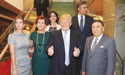 Trump, Turkey