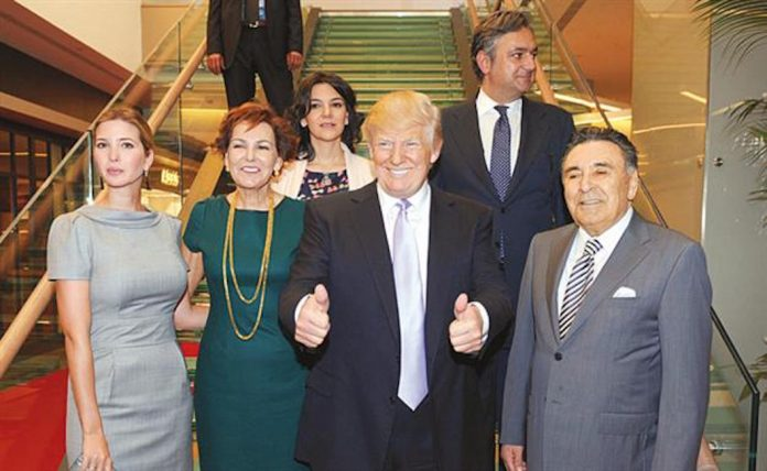 Who is Donald Trump's Billionaire Business Partner In Istanbul?