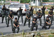 Malaysia's Elite Tiger Platoon Kills Region's Terrorist Commander