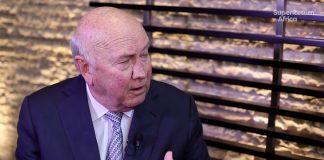 Interview: Former South African President, F.W. De Klerk 1