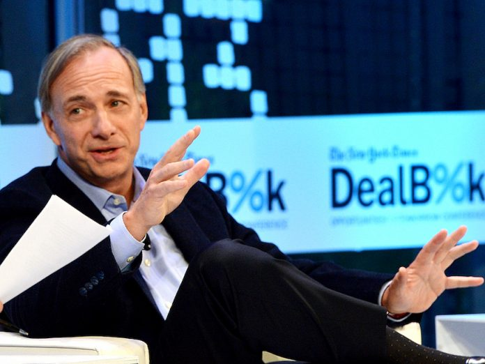 "Ray Dalio: Why the Stock Rally and Bond Sell-Off Is ""Totally Logical"""
