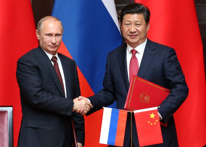 2017 Preview: Russia Takes Aim at China
