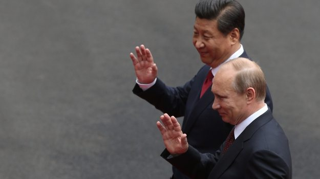 George Soros Admits Exaggeration, Offers New Theory on What Russia and China Want 2