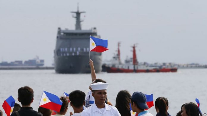 US And Philippines Not Seeing Eye to Eye: Will the Billions Keep Coming? 1