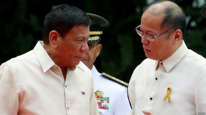 Aquino Versus Duterte: Who is to Credit For Philippines Outpacing China in 2016? 1