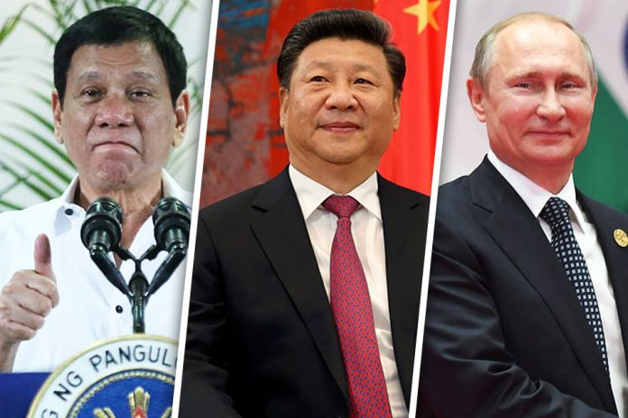 Duterte's Record Breaking PHP 137 Billion Military Budget Targeted By China and Russia 1