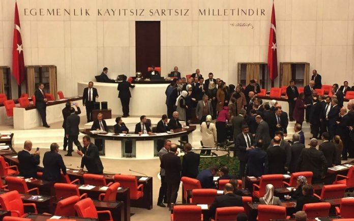 The Potential Short-Term Benefits Of Changing Turkey's Constitution
