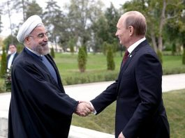 Russia and Iran