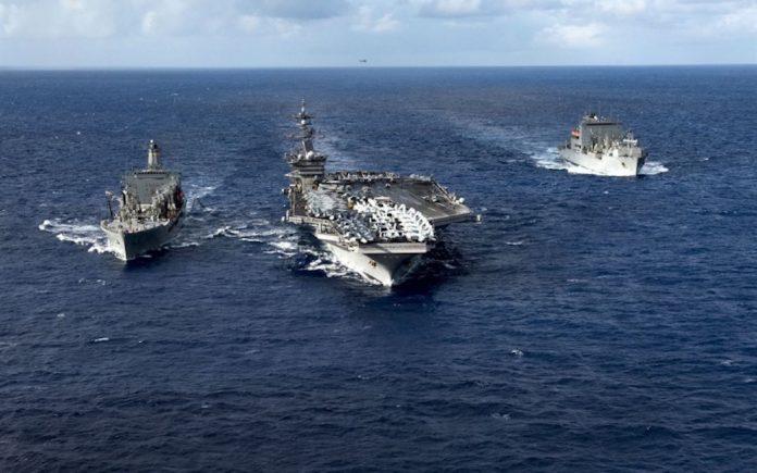 Trump Wades Into The South China Sea 2