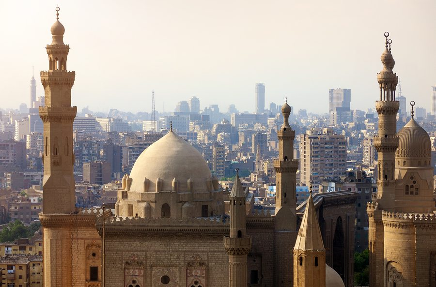 Christians as bellwether in Egypt's anti-terror campaign