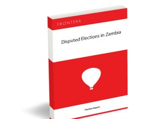 Disputed Elections in Zambia 34